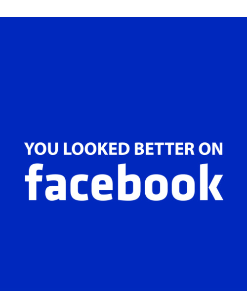 Look Better on FB