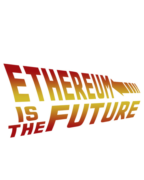 Ethereum Is The Future