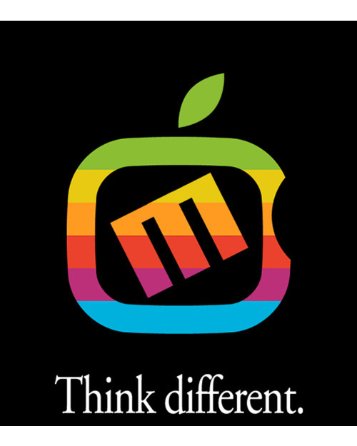 Think different mikro