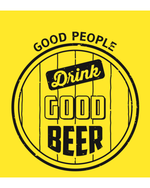 Good People Drink Good Beer