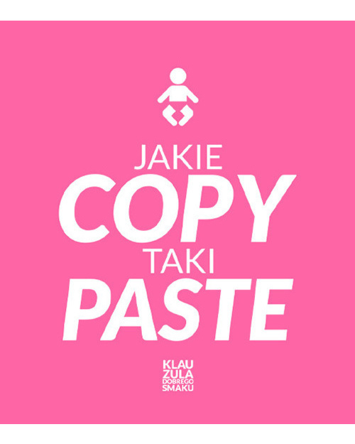 Jakie Copy Taki Paste Body