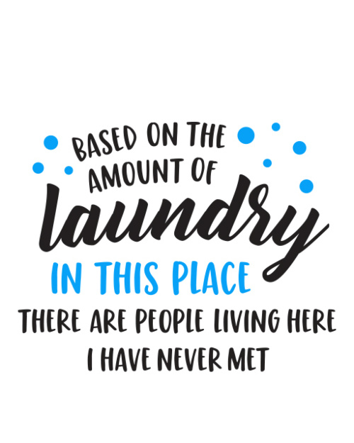 Amount of Laundry