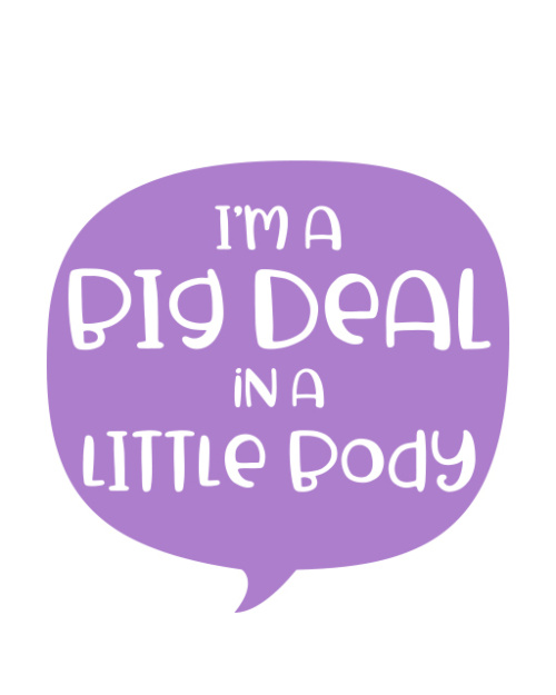 Big deal little body
