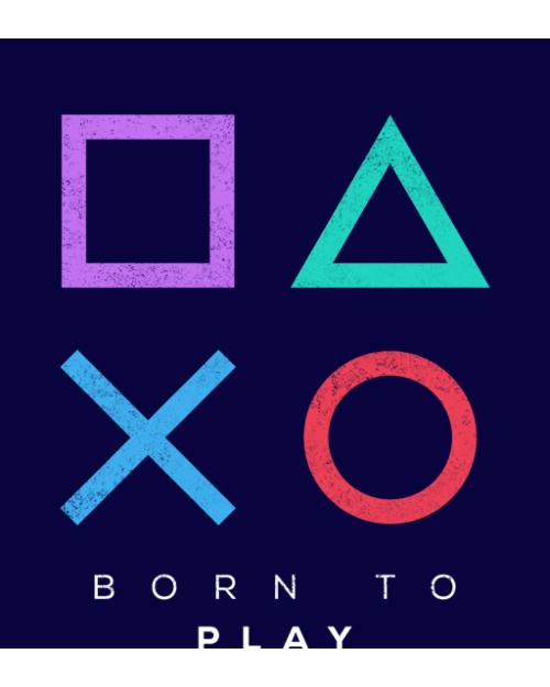 Playstation born to play