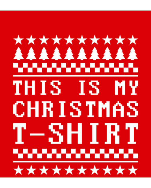 This Is My Christmas T-Shirt