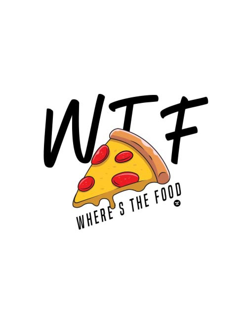 Wtf wheres the food