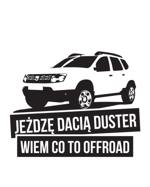 Dacia duster offroad