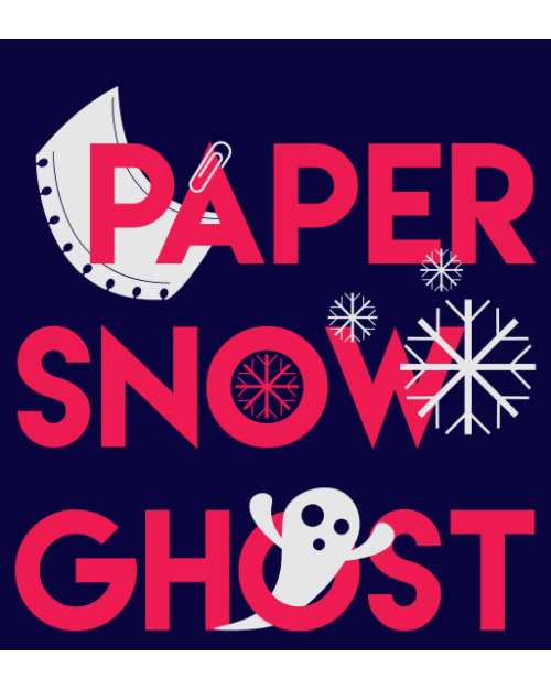 Friends - Paper Snow Ghost