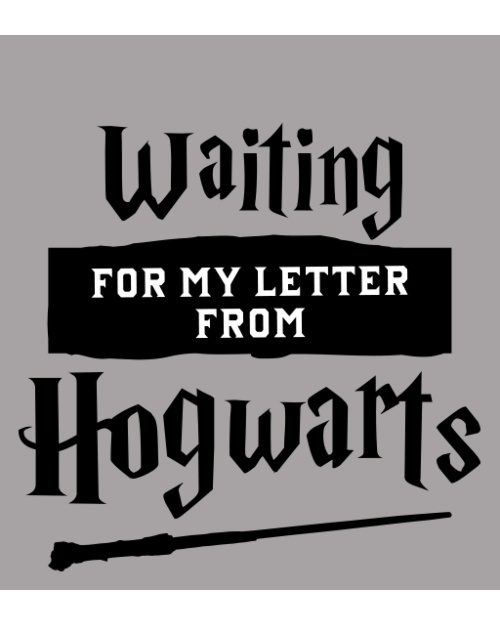 HARRY POTTER - Waiting for my letter from Hogwarts
