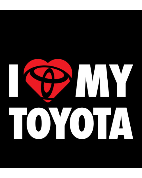 I Love My Toyota