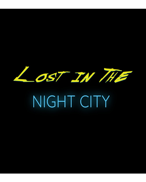 Lost in the night city