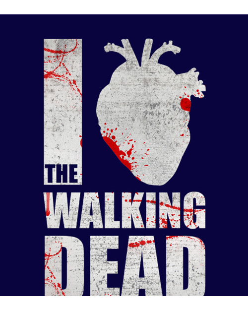 The walking dead - I love WD
