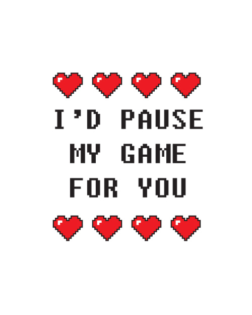 Pause game for you