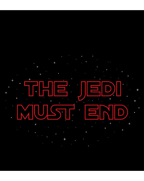 The Jedi Must End