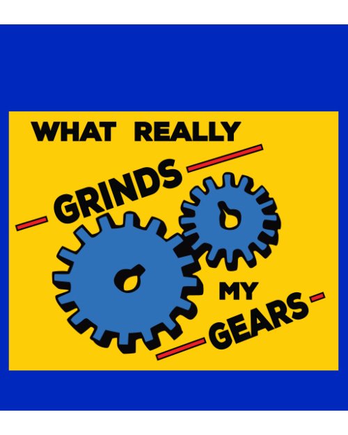 Family Guy -  Grind my gears