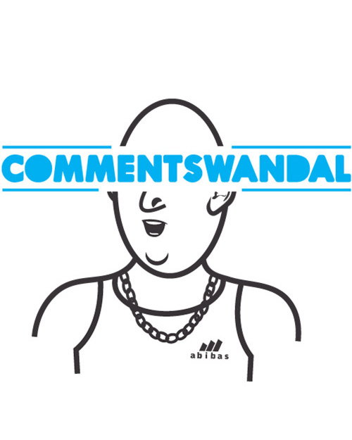 Commentswandal