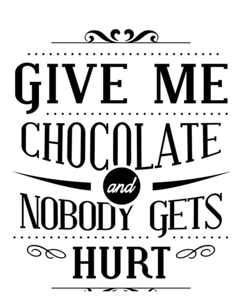 Give me chocolate 2
