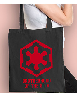 Brotherhood of the Sith Torba na zakupy Czarna Universal