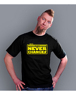War Never Changes T-shirt męski Czarny S