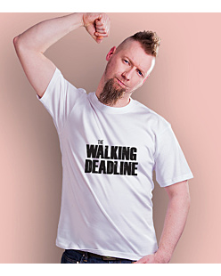 The walking deadline T-shirt męski Biały S