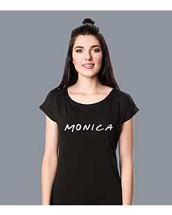 Friends - Monica T-shirt damski Czarny L
