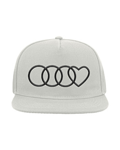 Audi Love - Czapka Snap Five