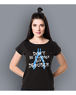 Don't be a looser buy a defuser