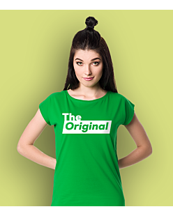 The Original T-shirt damski Zielony L