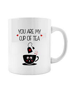 You are my cup of tea Kubek Biały Universal