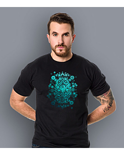 Sea Treasure Blue T-shirt męski Czarny S