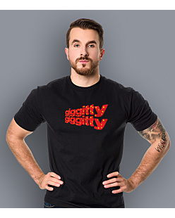Family Guy - Giggitty T-shirt męski Czarny S