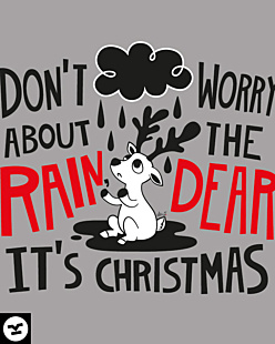 Don't worry about the rain