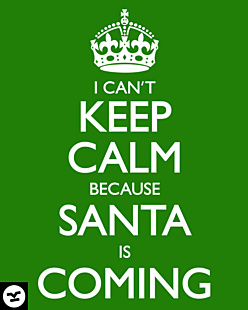 KC Santa is Coming