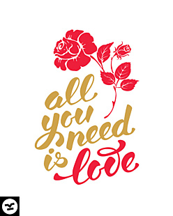 Valentine's Day - All You Need