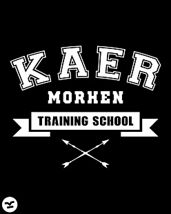 Wiedźmin kaer morhen training school