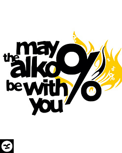 May the alko be with you