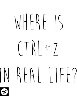 Where is CTLR+Z