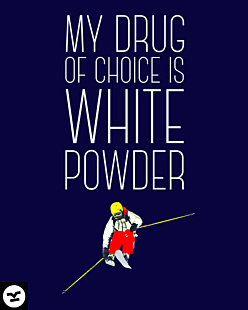 White Powder Ski