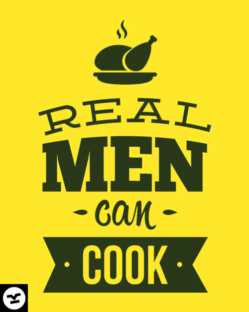 Real Man Can Cook