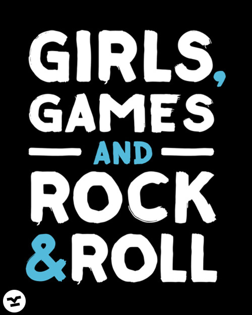 Girls Games Rock&Roll