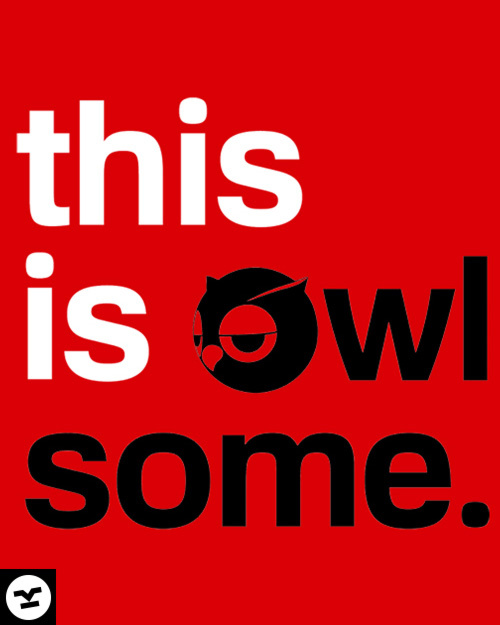 This is owlsome